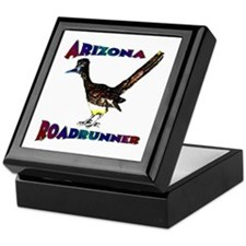 Arizona Roadrunner Keepsake Box