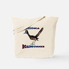 Arizona Roadrunner Tote Bag