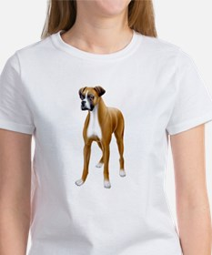 Loyal Boxer Dog T-Shirt