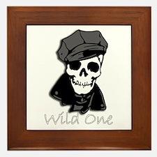Wild One-3 Framed Tile