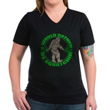 Rather be Squatchin G Shirt