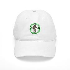 Rather be Squatchin G Baseball Cap