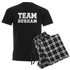 TEAM DURHAM Pajamas
