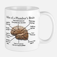 Atlas of a Plumbers Brain.PNG Mug