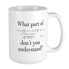 What Part of... Mug