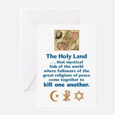 Holy Land Greeting Cards (Pk of 10)