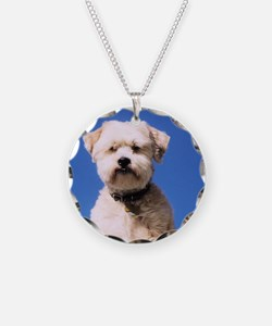 Lhasa Apso & Yorky Necklace