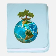 Protect Our Nature baby blanket