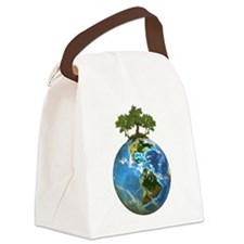 Protect Our Nature Canvas Lunch Bag