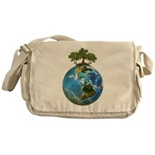Protect Our Nature Messenger Bag
