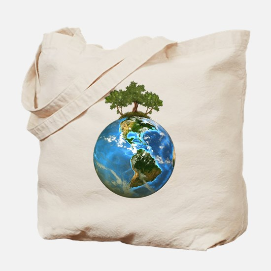 Protect Our Nature Tote Bag