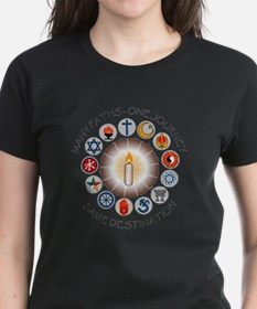 Symbols_Colored_TX T-Shirt