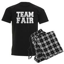 TEAM FAIR Pajamas