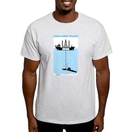 Hughes Glomar Explorer T-Shirt