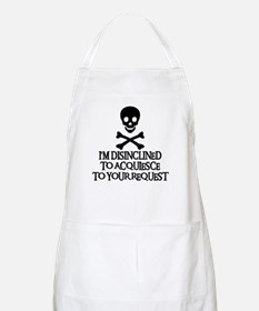 DISINCLINED BBQ Apron
