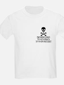 DISINCLINED Kids T-Shirt