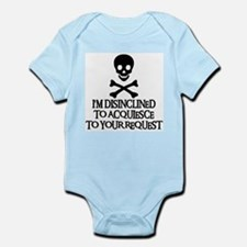 DISINCLINED Infant Bodysuit