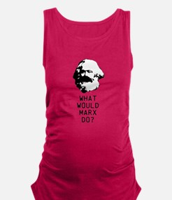 What Would Karl Marx Do? Tank Top