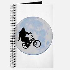 Bigfoot on bicycle Journal
