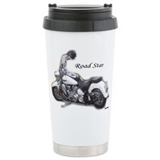 Cute Yamaha roadstar Travel Mug