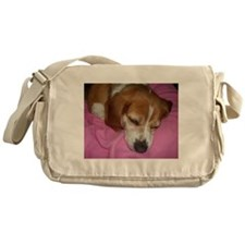 Dog Nap! Messenger Bag
