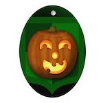 Hoppsie Oval Ornament