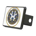 JSOC emblem Rectangular Hitch Cover