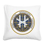 JSOC emblem Square Canvas Pillow