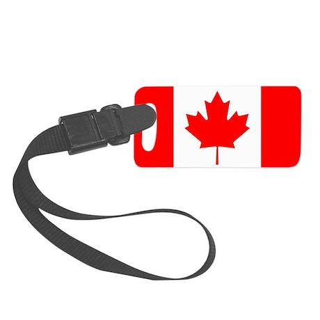 Canada Small Luggage Tag
