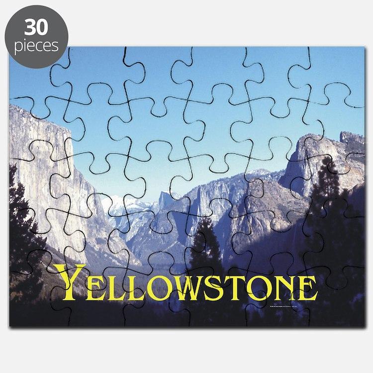 Yellowstone Americasbesthistory.com Puzzle