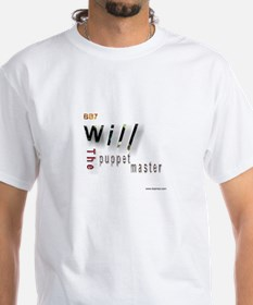 """""""Will Puppet Master"""" Big Brother 7 T-Shirt"""