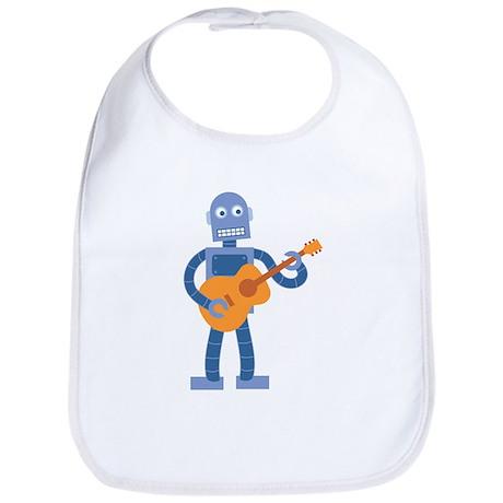 Guitar Robot Bib