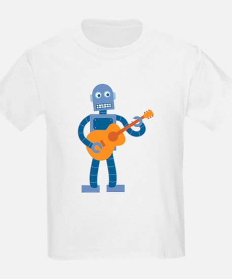 Guitar Robot T-Shirt