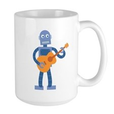 Guitar Robot Mug