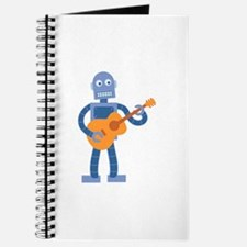 Guitar Robot Journal