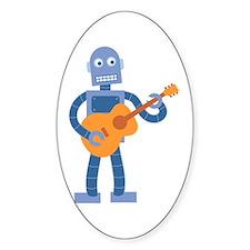 Guitar Robot Decal