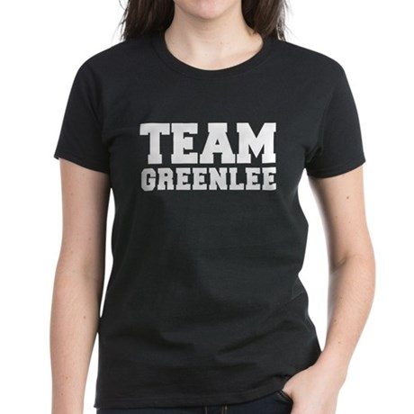 TEAM GREENLEE Women's Dark T-Shirt