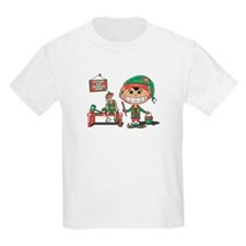 Elf in Training Kids T-Shirt
