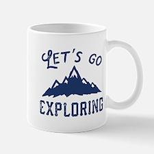 Let's Go Exploring Mug