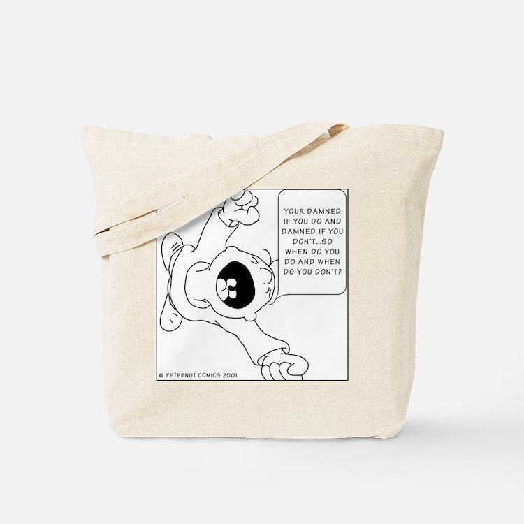 Cute Peternut.com Tote Bag