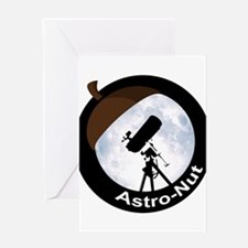 Astronut Greeting Card