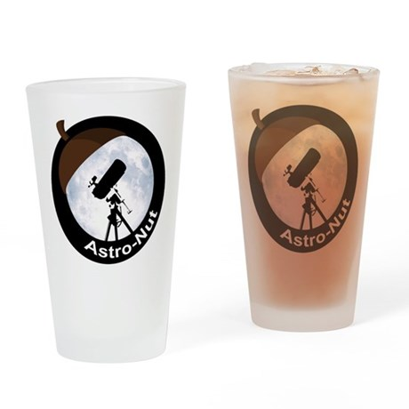 Astronut Drinking Glass
