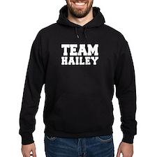TEAM HAILEY Hoody