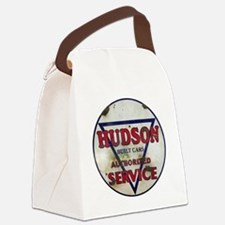Hudson Service Sign Canvas Lunch Bag