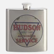 Hudson Service Sign Flask