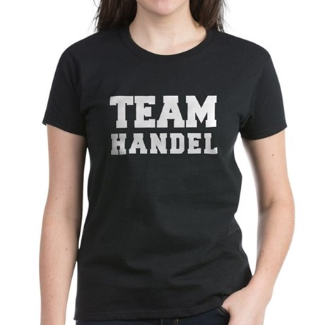 TEAM HANDEL Women's Dark T-Shirt
