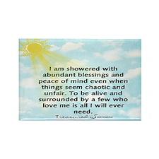 Blessings Magnet