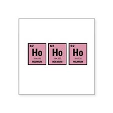 Ho Ho Ho this Christmas to all Scientists Square S