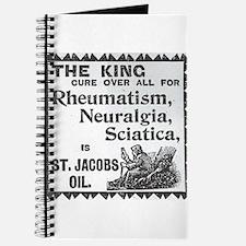 St. Jacobs Oil Journal