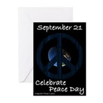 Peace Day Greeting Cards (Pk of 10)